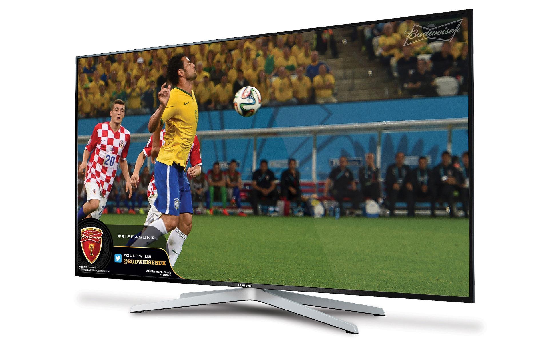 Budweiser - Smart TV (social)