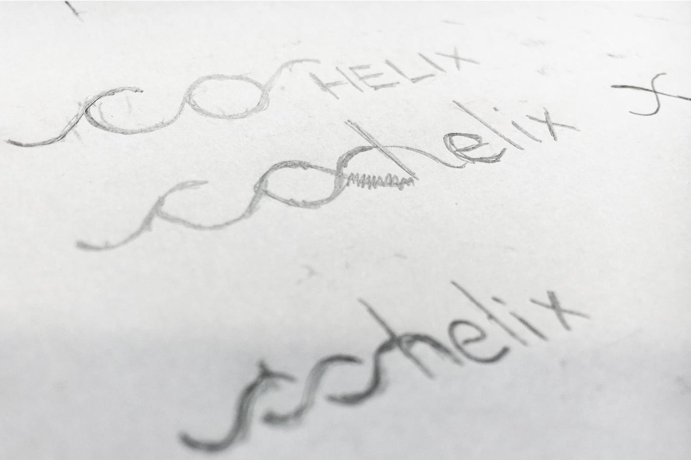 Cohelix sketches